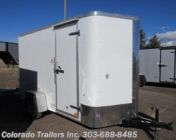 #15455 - 2020 Cargo Craft 6x12 Cargo Trailer