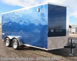 #15444 - 2020 Look 7x14 Enclosed Cargo Trailer