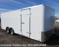 #15446 - 2020 Look 8.5x20 Enclosed Cargo Trailer