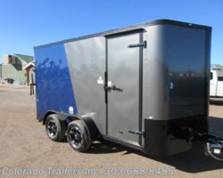 #15471 - 2020 Cargo Craft 7x14 Cargo Trailer