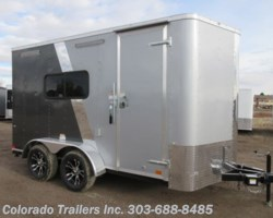 #15469 - 2020 Cargo Craft 7x14 Colorado Toy Hauler