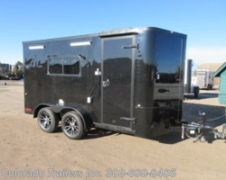#15478 - 2020 Cargo Craft 7x14 Colorado Toy Hauler