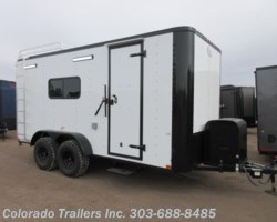 #15476 - 2020 Cargo Craft 7x16 Colorado Off Road Toy Hauler