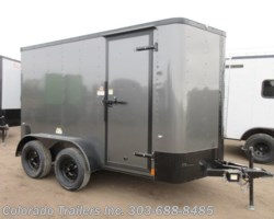 #15484 - 2020 Cargo Craft 6x12 Cargo Trailer