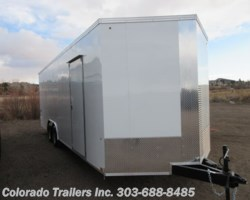 #15489 - 2020 Look New 2020 Look 8.5x24 Enclosed Cargo Trailer for sa