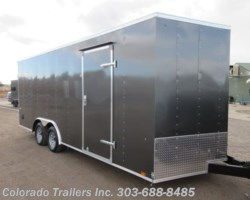 #15488 - 2020 Look 8.5x20 Enclosed Car Hauler