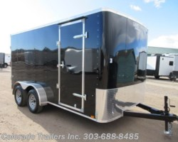 #15492 - 2020 Look 7x14 Enclosed Car Hauler