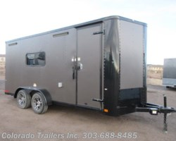 #15499 - 2020 Cargo Craft 7x18 Colorado Cargo Trailer