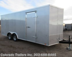 #15496 - 2020 Look 8.5x20 Enclosed Car Hauler