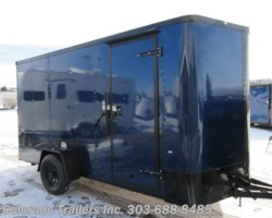 #15516 - 2020 Cargo Craft 6x14 Enclosed Cargo Trailer