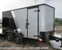 #15522 - 2020 Cargo Craft 7x14 Colorado Cargo Trailer