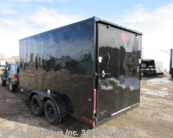 #15524 - 2020 Cargo Craft New 2020 7x16 Enclosed Cargo Trailer