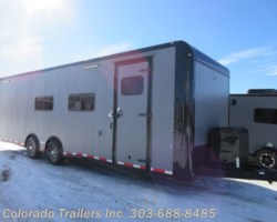 #15534 - 2020 Cargo Craft 8.5x28 Insulated Cargo Trailer