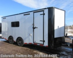 #15545 - 2020 Cargo Craft 8.5x20 Insulated Cargo Trailer