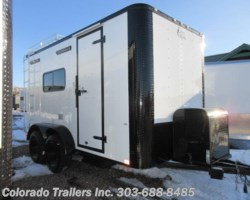 #15540 - 2020 Cargo Craft 7x14 Colorado Off Road Toy Hauler
