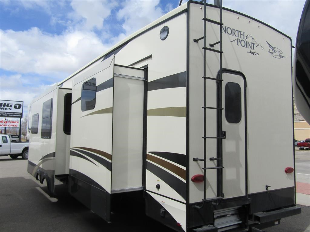 2017 Jayco Rv North Point 379dbfs For Sale In Rock Springs
