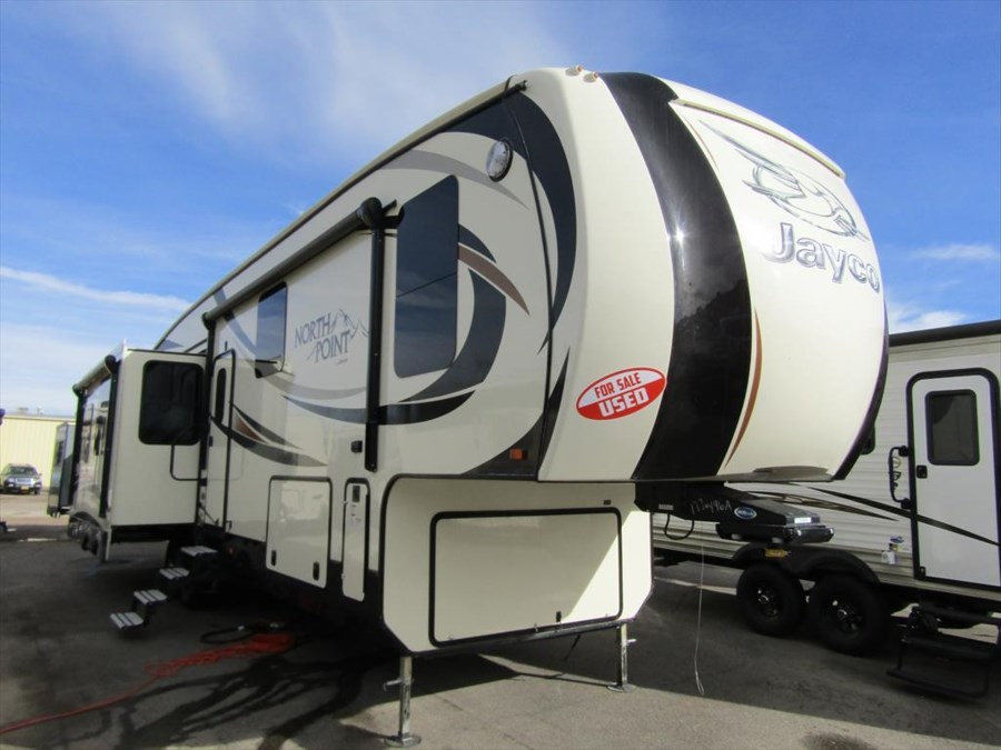 2016 Jayco North Point 301RETS