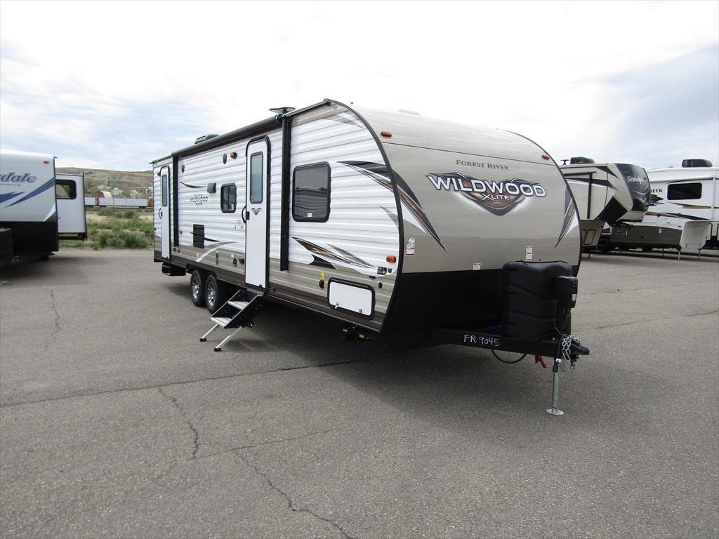 FR9045 - 2019 Forest River Wildwood X-Lite263BHXL for sale in Rock Springs  WY b05dceb04b47