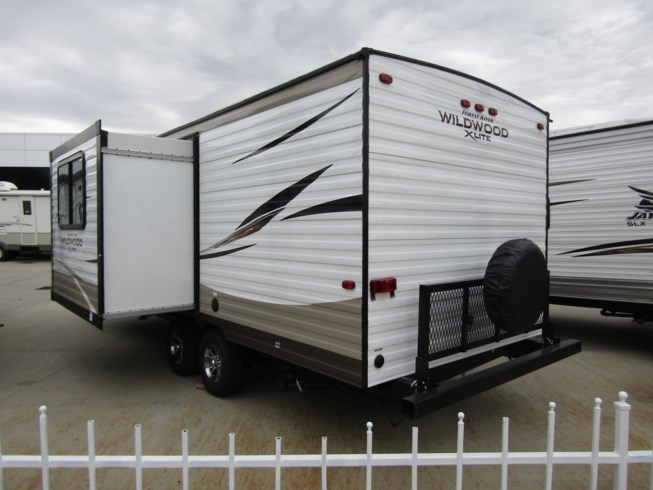 New 2019 Forest River Wildwood X-Lite 233RBXL available in Rock Springs, Wyoming