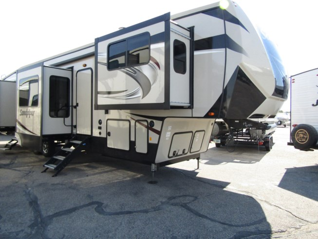 New 2019 Forest River Sandpiper 379FLOK available in Rock Springs, Wyoming