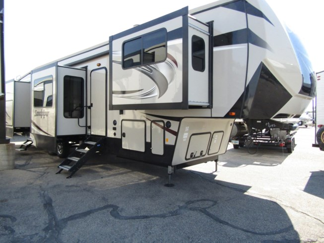 2019 Sandpiper 379FLOK by Forest River from First Choice RVs in Rock Springs, Wyoming