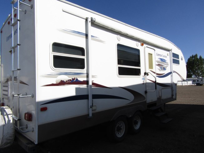 2007 Keystone Copper Canyon 241SLS