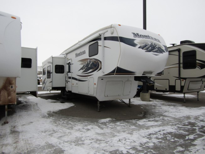 Used 2010 Keystone Montana Hickory 3665RE available in Rock Springs, Wyoming