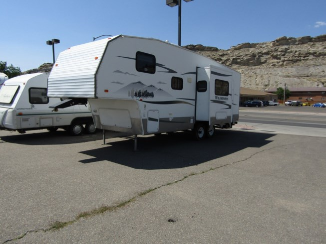 New 2008 Fleetwood Wilderness 265BHS available in Rock Springs, Wyoming