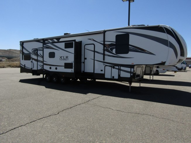 Used 2015 Forest River Thunderbolt XLR 415AMP available in Rock Springs, Wyoming