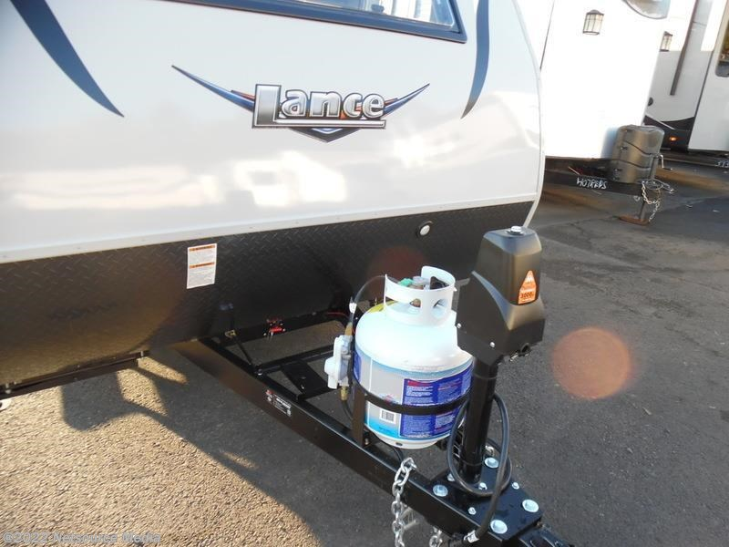 Lance Travel Trailers For Sale Washington State