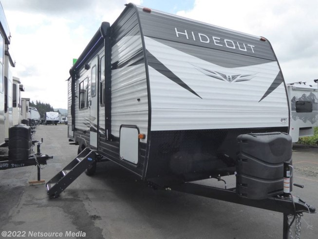 New 2020 Keystone Hideout 21LHSWE available in Kelso, Washington