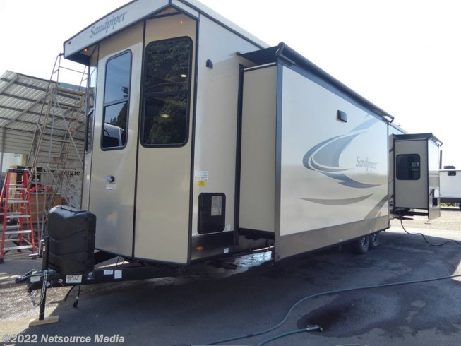 2021 Sandpiper Destination 402FK by Forest River from U-Neek RV Center in Kelso, Washington