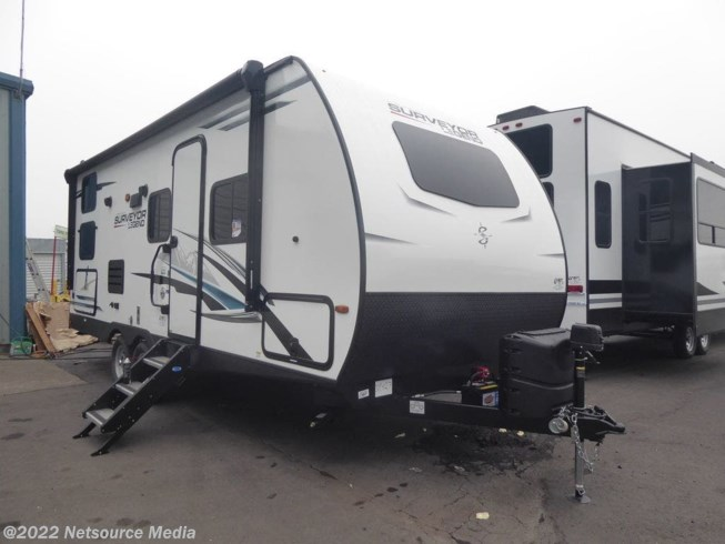 New 2021 Forest River Surveyor Legend 240BHLE available in Kelso, Washington