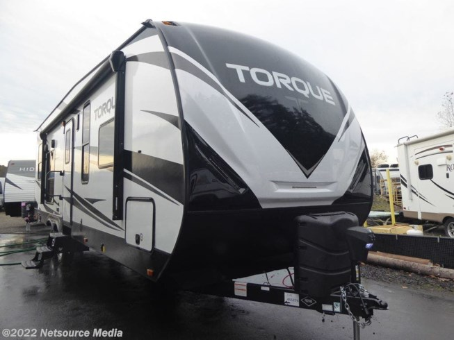 New 2021 Heartland Torque 281 available in Kelso, Washington