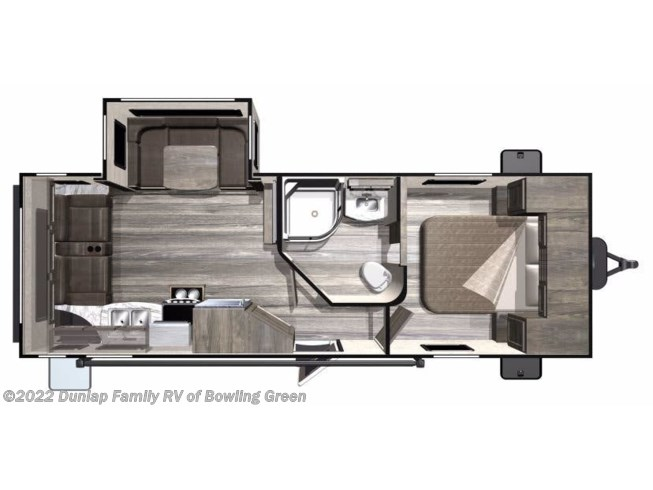 2020 Highland Ridge Open Range Ultra Lite - New Travel Trailer For Sale by Dunlap Family RV in Bowling Green, Kentucky