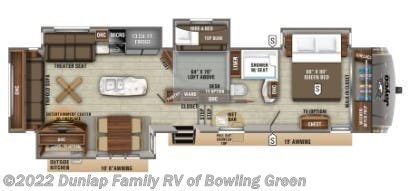 New 2021 Jayco Eagle available in Bowling Green, Kentucky