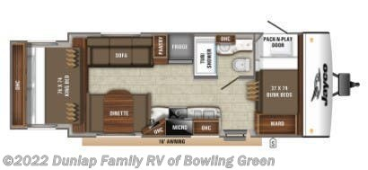 New 2021 Jayco Jay Feather available in Bowling Green, Kentucky
