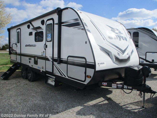 New 2021 Jayco Jay Feather 22RB available in Bowling Green, Kentucky
