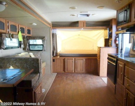 1211 16 2016 Forest River Rockwood Roo 21ss For Sale In