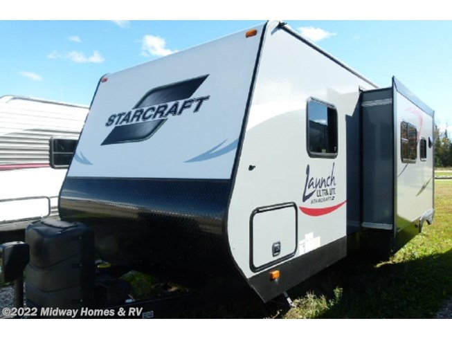 2016 Starcraft Launch Ultra Lite 28BHS