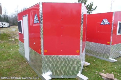 Park Models For Sale Mn >> #1158-15 - 2015 Glacier Ice House F163 for sale in Grand Rapids MN