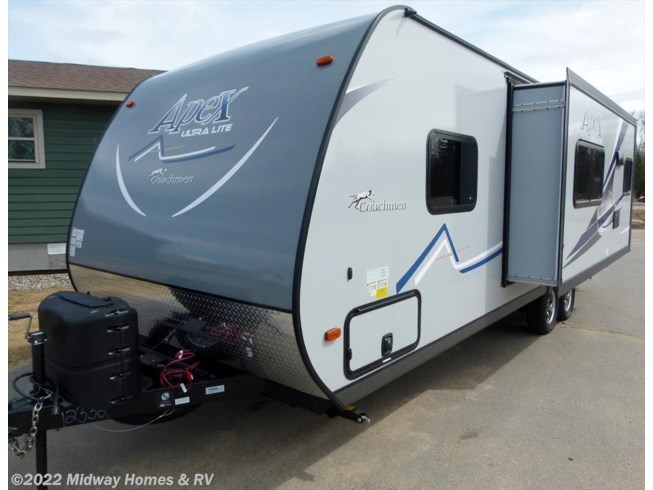2018 Coachmen Apex 249RBS