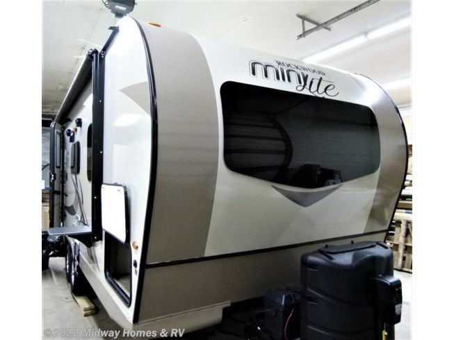 2019 Forest River Rockwood Mini Lite 2511SB