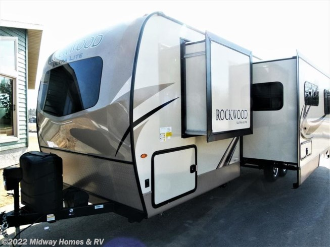 <span style='text-decoration:line-through;'>2019 Forest River Rockwood Ultra Lite 2706WS</span>