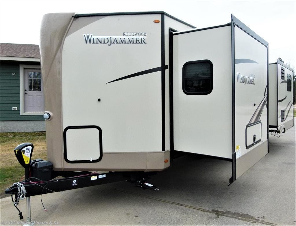 Wind Jammer Rv Wiring Diagram Library 6 Pin Trailer Rockwood 2019 Forest River Windjammer 3029v For Sale In Grand
