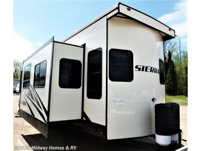 2019 Forest River Sierra 399LOFT