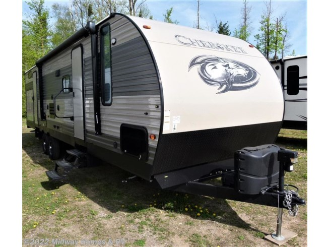 2017 Cherokee 294BH by Forest River from Midway Homes & RV in Grand Rapids, Minnesota