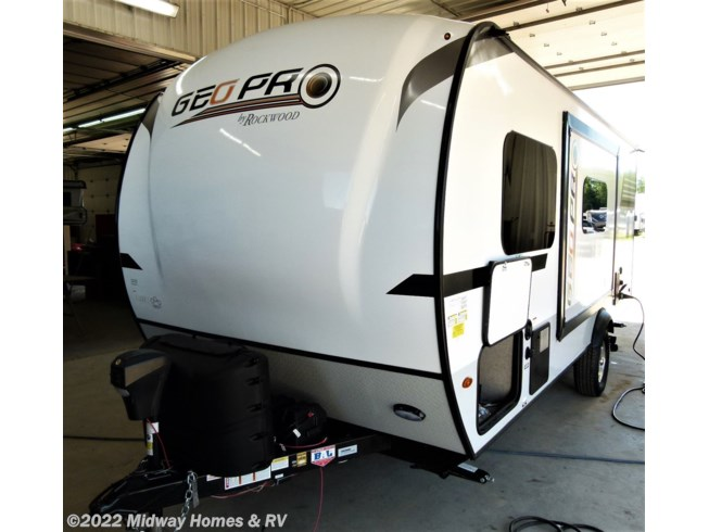 2019 Forest River Rockwood Geo Pro 19FBS