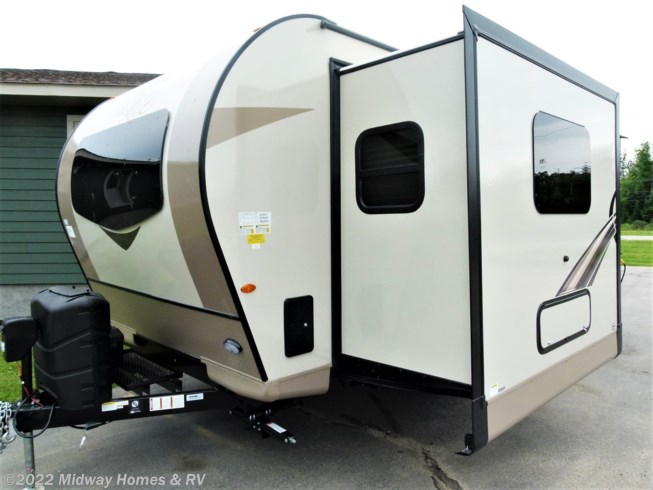 <span style='text-decoration:line-through;'>2019 Forest River Rockwood Mini Lite 2506S</span>