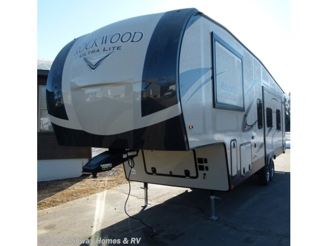 2020 Rockwood Ultra Lite 2881SC by Forest River from Midway Homes & RV in Grand Rapids, Minnesota